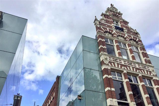 Paises Bajos Holanda La Haya Arquitectura Contemporanea Haagsche Bluf