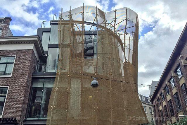 Paises Bajos Holanda La Haya Arquitectura Contemporanea