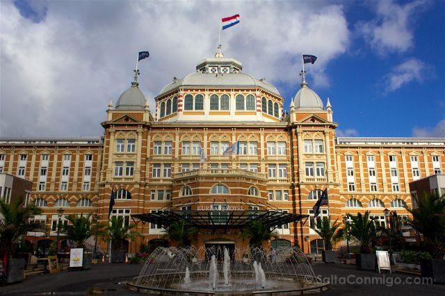Paises Bajos Holanda La Haya Kurhaus