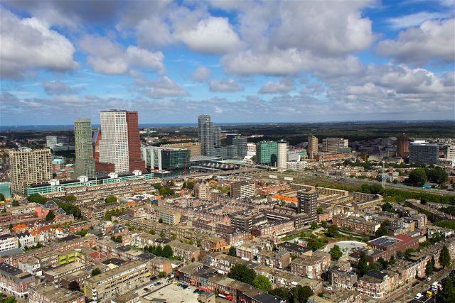 Paises Bajos Holanda La Haya Vista