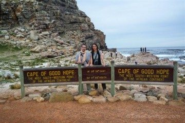 Sudafrica Peninsula del Cabo Buena Esperanza