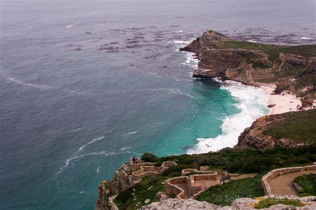 Sudafrica Peninsula del Cabo Camino Cape Point
