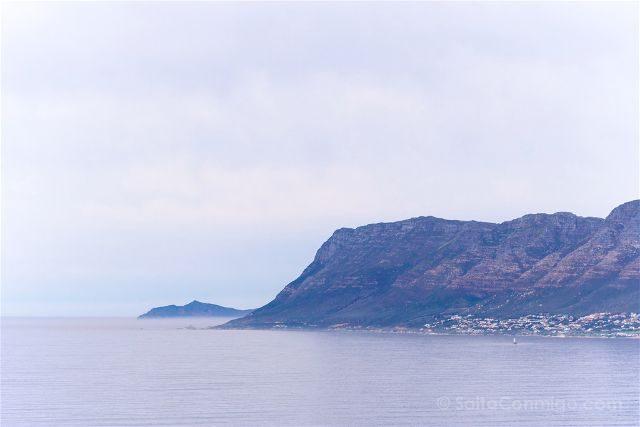 Sudafrica Peninsula del Cabo False Bay