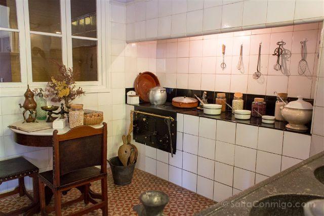 Girona Casa Maso Cocina