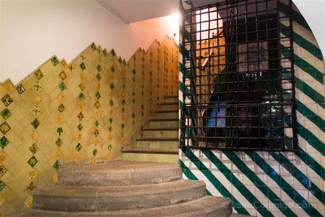 Girona Casa Maso Entrada