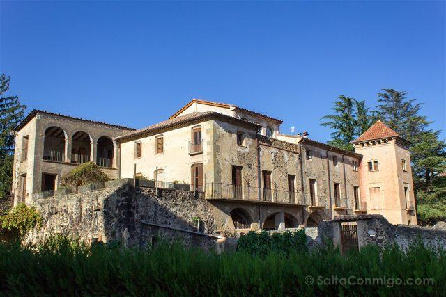 Girona Garrotxa Olot Masia Joaquim Vayreda