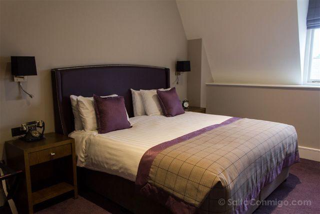 Irlanda Del Norte Derry Londonderry Bishop Gate Hotel Habitacion