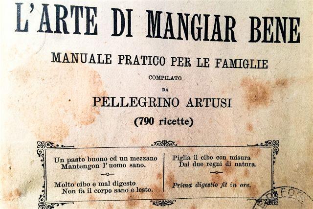 Italia Emilia Romagna Forlimpopoli Casa Artusi Edcion 15 1908
