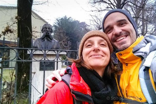 Italia Emilia Romagna Forlimpopoli Selfie Artusi