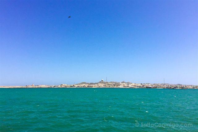 Oman Masira Barco Costa