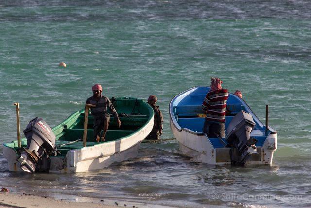 Oman Masira Playa Pescadores
