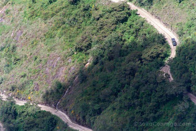 Peru Machu Picchu Carretera Hiran Bingham