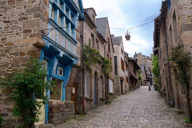 Francia Bretagne Dinan