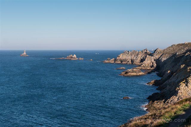Francia Bretagne Pointe Du Raz Islas