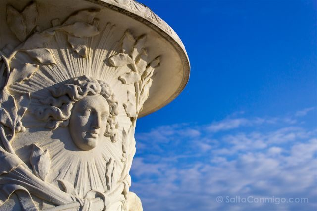 Francia Paris Jardines Fuentes Versalles Rey Sol