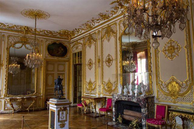 Francia Paris Palacio Versalles Aposentos Privados