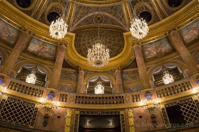 Francia Paris Palacio Versalles Teatro