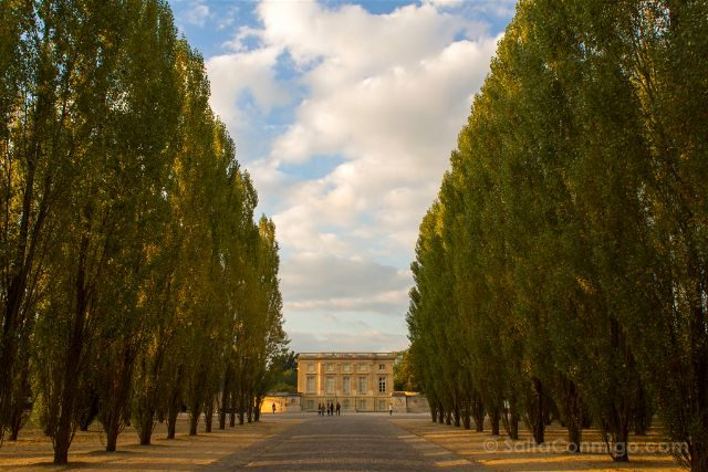 Francia Paris Versalles Grand Trianon Jardines