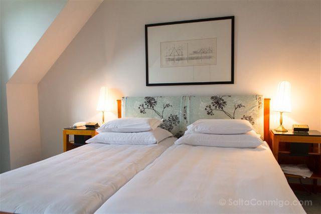 Italia Sudtirol Bolzano Bozen Parkhotel Laurin Habitacion