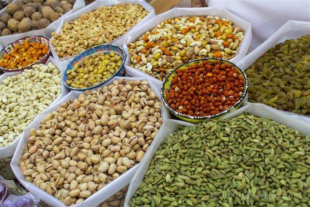 Oman Nizwa Zoco Frutos Secos