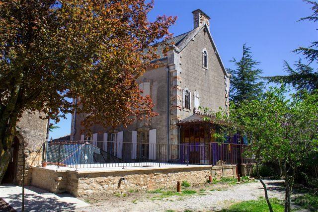 Francia Rennes-le-Château Berenger Sauniere Villa Bethanie
