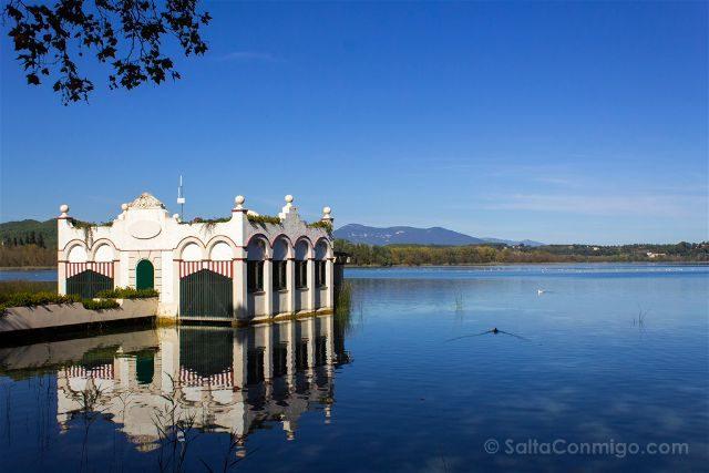Girona Lago Estany Banyoles