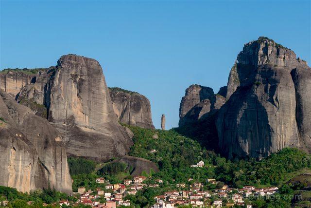 Grecia Meteora Vista Kastraki