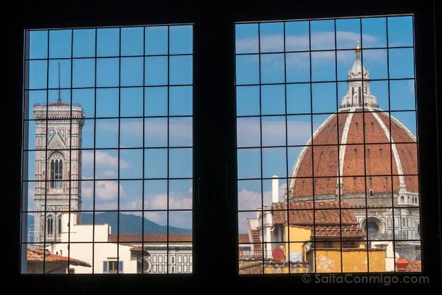 Italia Florencia Palazzo Vecchio Catedral