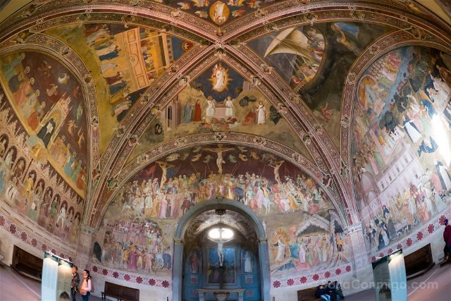 Italia Florencia Santa Maria Novella Pazzi