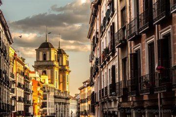 Madrid San Isidro Calle Toledo