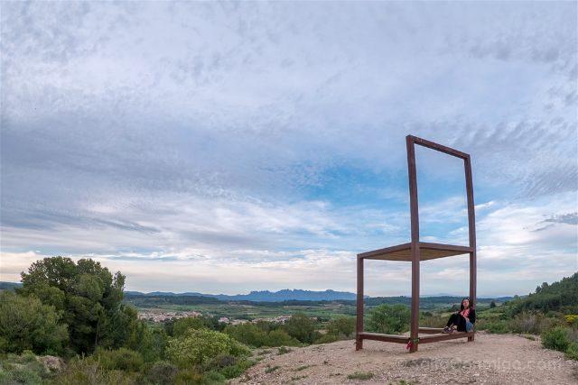 Catalunya Barcelona Penedes Miravinya La Cadira
