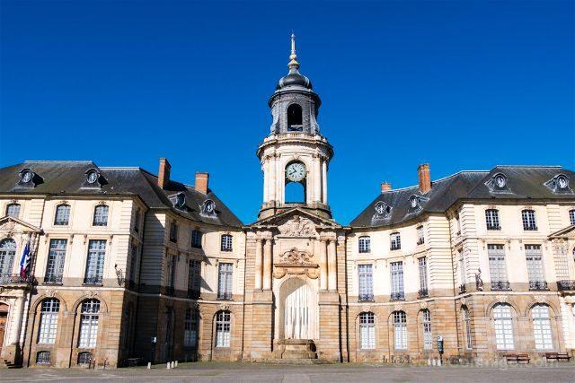 Francia Bretagne Rennes Ayuntamiento