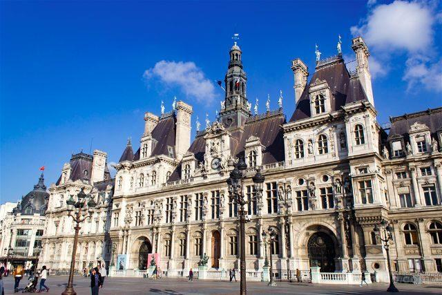 Francia Paris Ayuntamiento