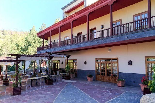 Islas Canarias Tenerife Hotel Spa Villalba
