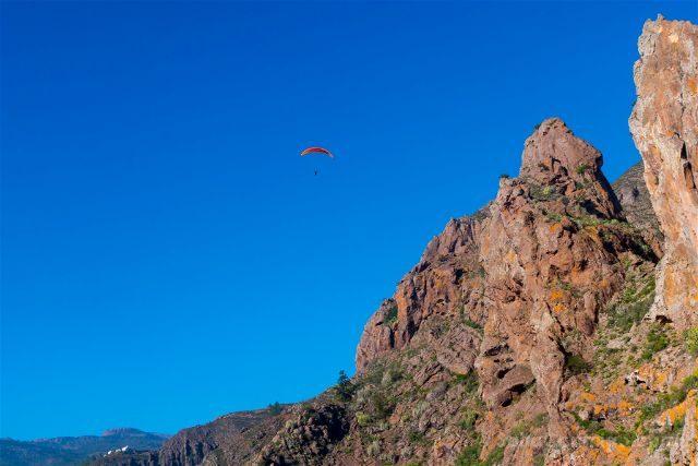 Islas Canarias Tenerife Parapente Ifonche