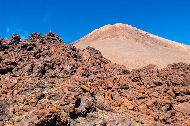 Que ver en Tenerife Islas Canarias Teide Cima