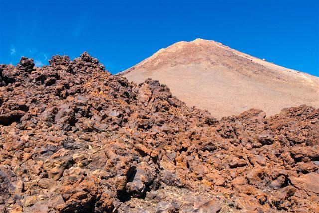 Islas Canarias Tenerife Teide Cima