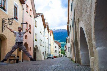 Italia Alto Adige Sudtirol Glorenza Glurns Salto