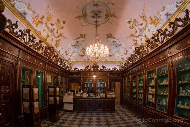 Italia Florencia Officina Profumo Farmaceutica di Santa Maria Novella