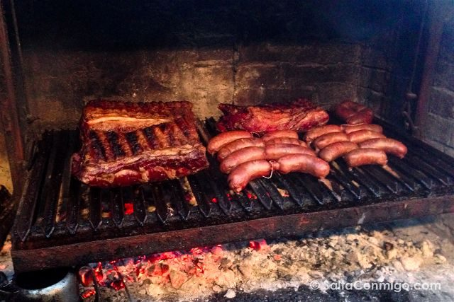 Argentina Comida Gastronomia Asado