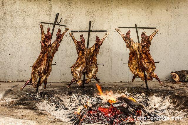 Argentina Comida Gastronomia Cordero Patagonico
