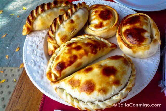 Argentina Comida Gastronomia Empanadas