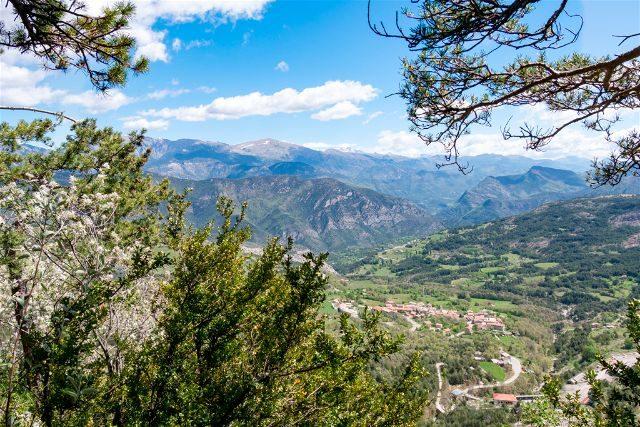 Catalunya Barcelona Bergueda Vallcebre Via Ferrata