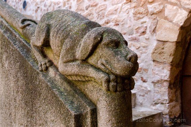 Catalunya Barcelona Vilanova i la Geltrú Archivo Historico Comarcal Perro