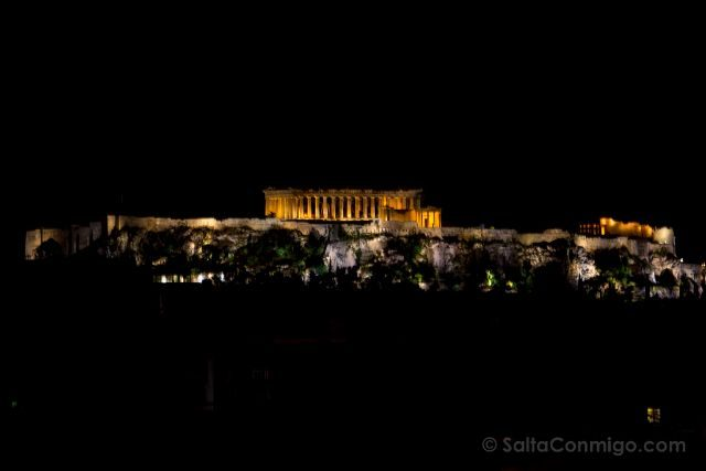 Grecia Atenas Radisson Blu Park Hotel Vista Habitacion