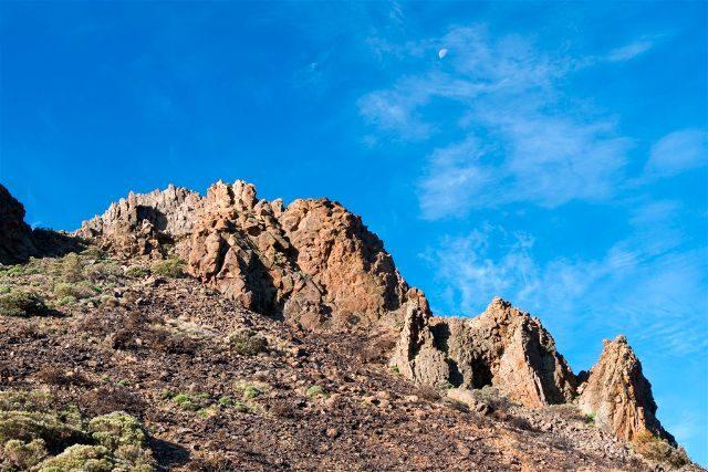 Islas Canarias Tenerife Teide Canadas