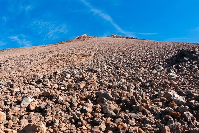 Islas Canarias Tenerife Teide Cima Lava