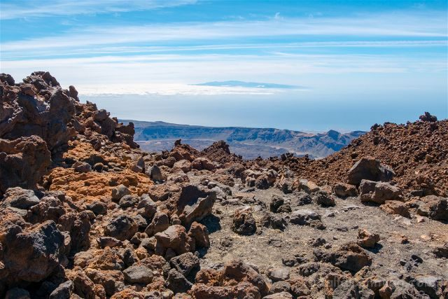 Islas Canarias Tenerife Teide Gran Canaria