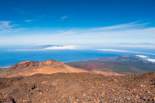 Islas Canarias Tenerife Teide Mirador Gomera La Palma