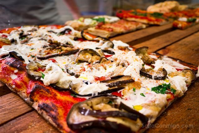 Italia Emilia Romagna Bologna EatWith Food Tour PizzArtist
